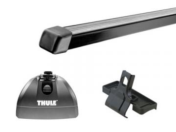 Thule 460 SquareBar Roof Rack Kit
