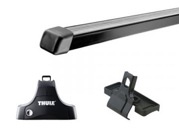 Thule 480 SquareBar Roof Rack Kit