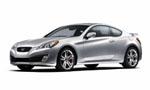2010 Hyundai Genesis Coupe Information