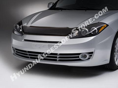 Hyundai Tiburon Hood Deflector