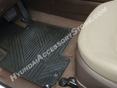 Hyundai Tucson All Weather Mats