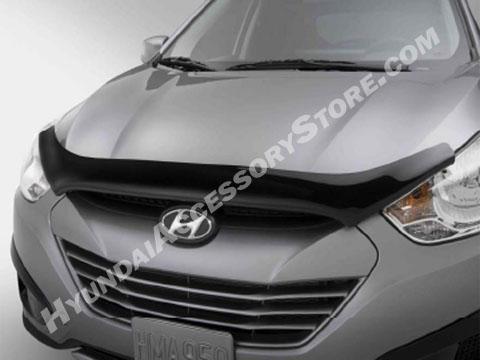 Hyundai Tucson Hood Deflector