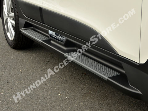 Hyundai Tucson Running Boards