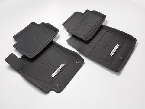 Hyundai Veloster All Weather Floor Liners