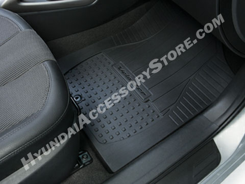 Hyundai Veloster All Weather Mats
