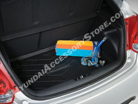 Hyundai Veloster Cargo Tray
