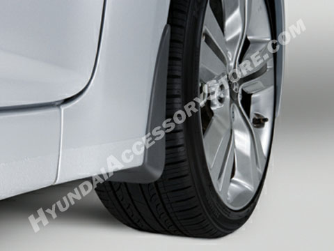 Hyundai Veloster Front Mud Guards