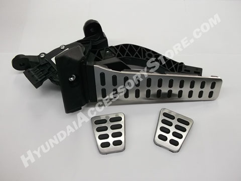 Hyundai Veloster Pedal Covers
