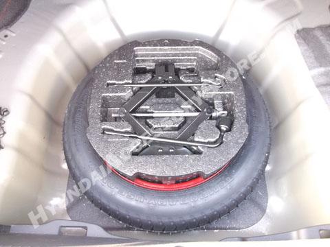 2016 Kia Optima Accessories >> Genuine Hyundai Veloster Compact Spare Tire Kit