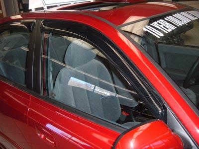 Hyundai Elantra Vent Visor